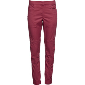 Black Diamond Notion SP Pantalones Mujer, wild rose